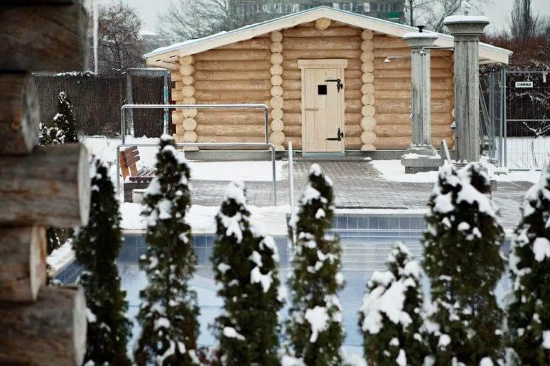 Megiw - Wrocław sauna